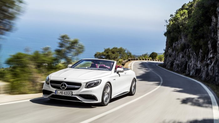 2016 Mercedes-AMG S 63 4MATIC Cabriolet