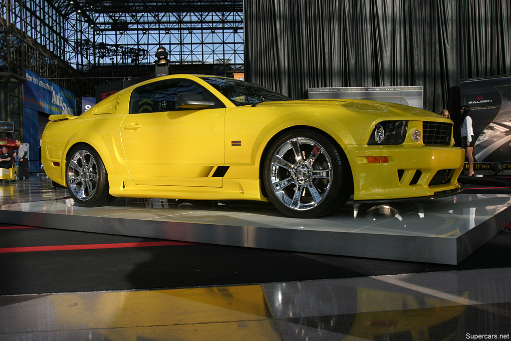 2005 Saleen Mustang S281 Extreme Gallery Gallery Supercars