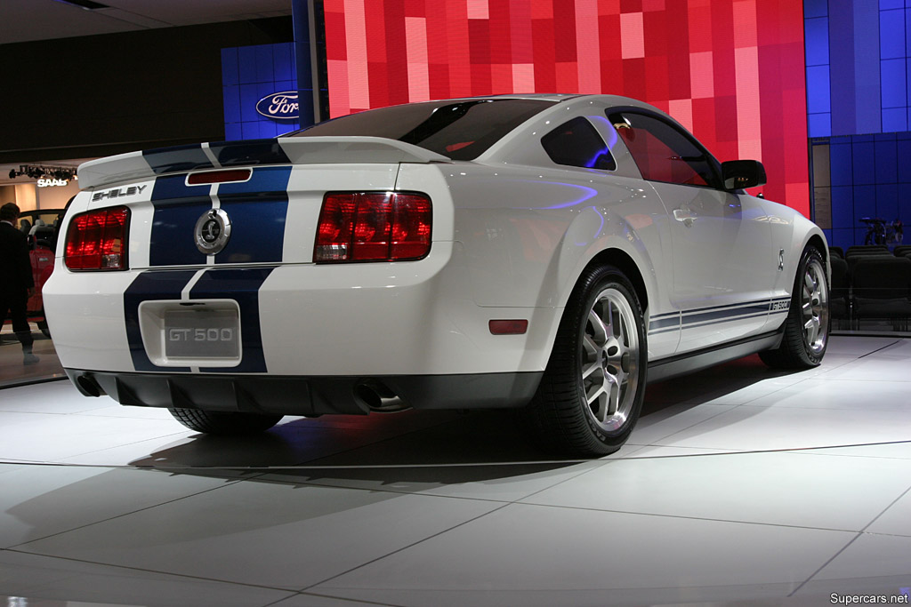 2005 Ford Shelby Cobra Gt500 Gallery Gallery Supercars Net