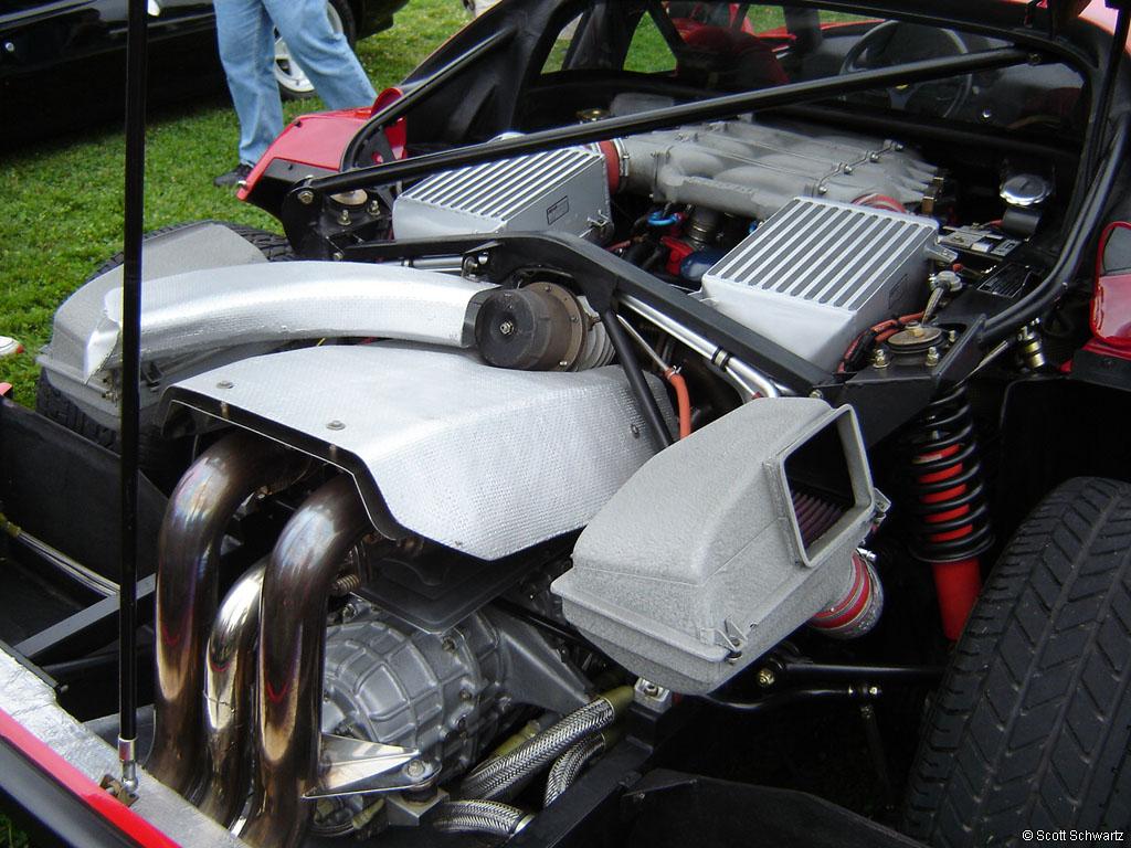 1990 Ferrari F40 US-Spec Gallery