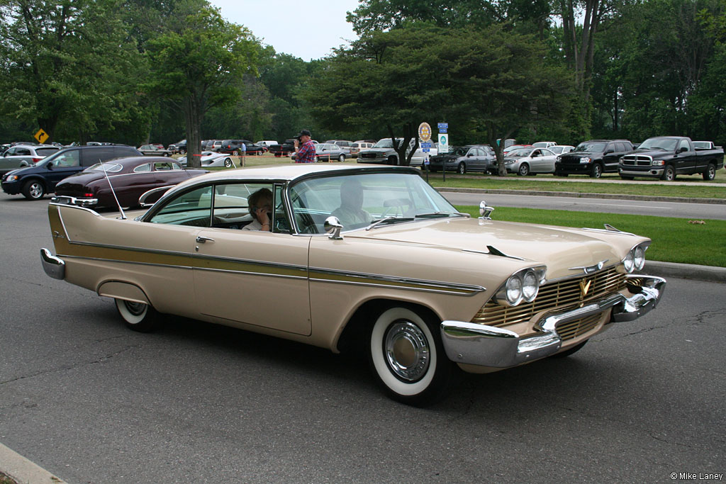 1958 Plymouth Fury Golden Commando - Supercars.net