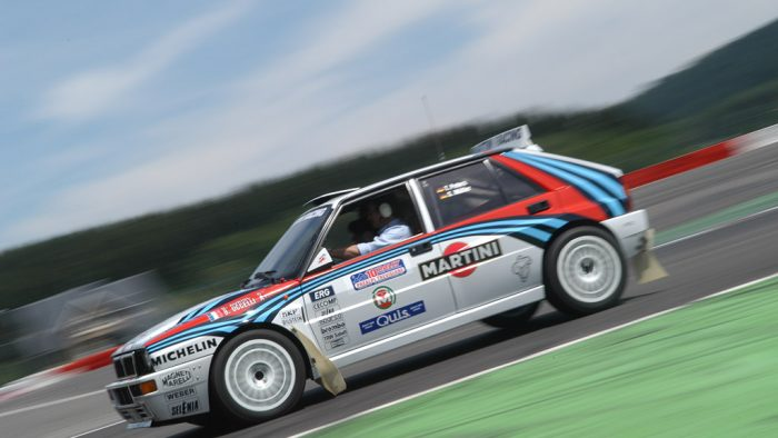 1989 Lancia Delta HF Integrale Group A Gallery
