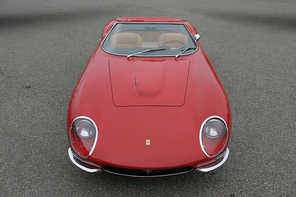 1960 Ferrari 250 GT Nembo Spyder Gallery