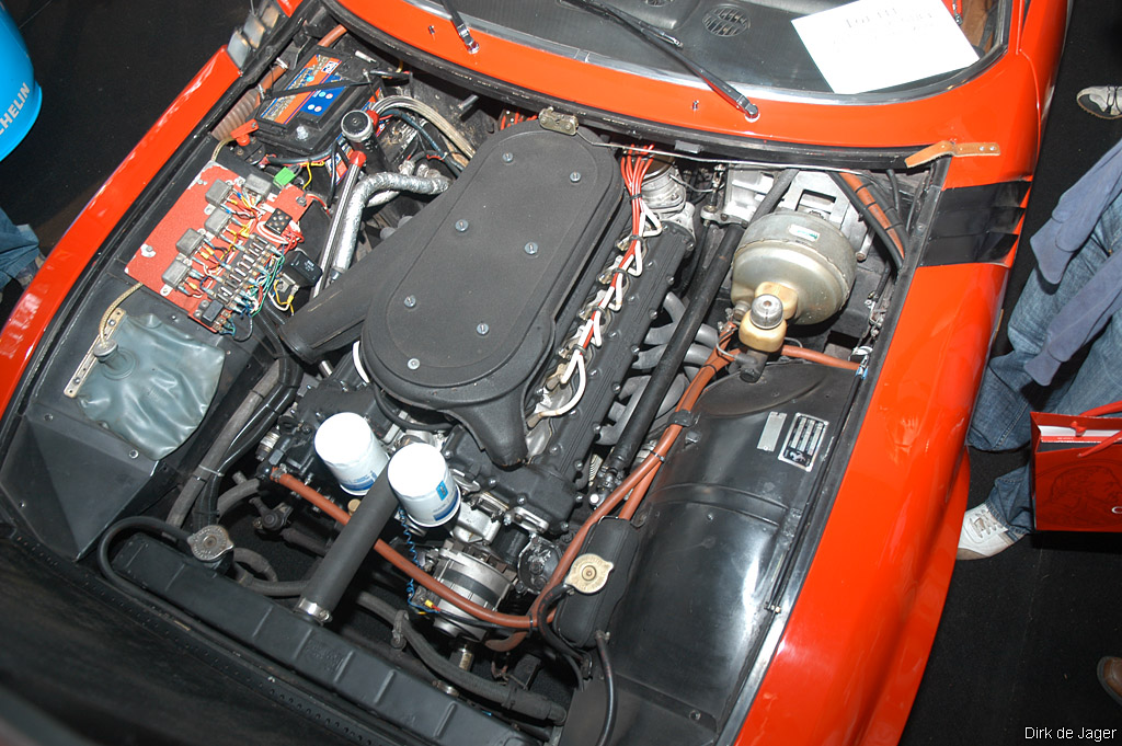1974 Ferrari 365 GTB/4 NART Spyder Le Mans Gallery