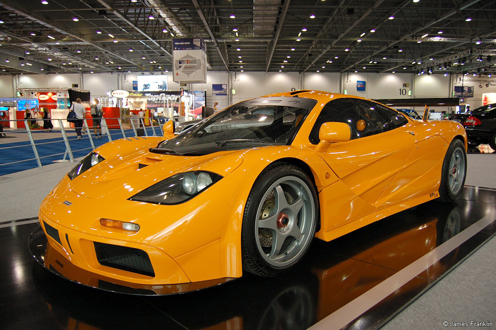1995 Mclaren F1 Lm Gallery Gallery Supercars Net