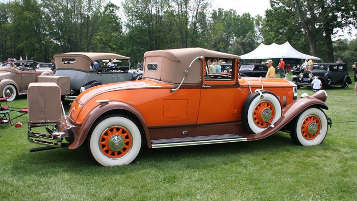 1930 Pierce-Arrow Model A Gallery