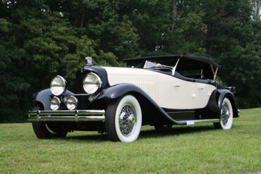 1931 duPont Model H Gallery