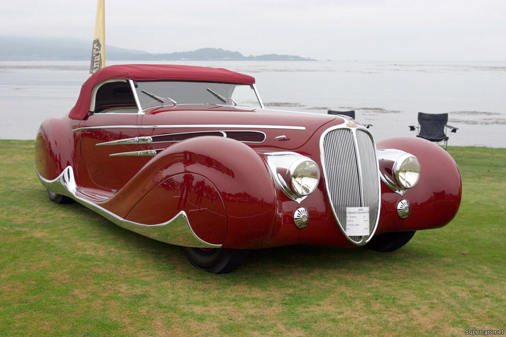 1938 Delahaye 165 Cabriolet Gallery