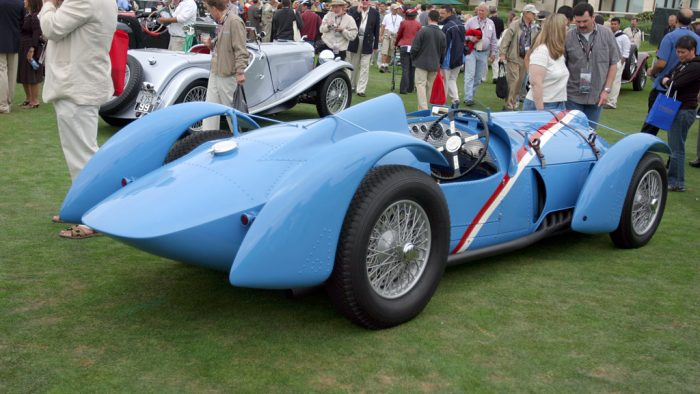 1937 Delahaye 145 Grand Prix Gallery