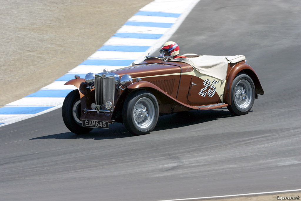 1947 MG TC Gallery