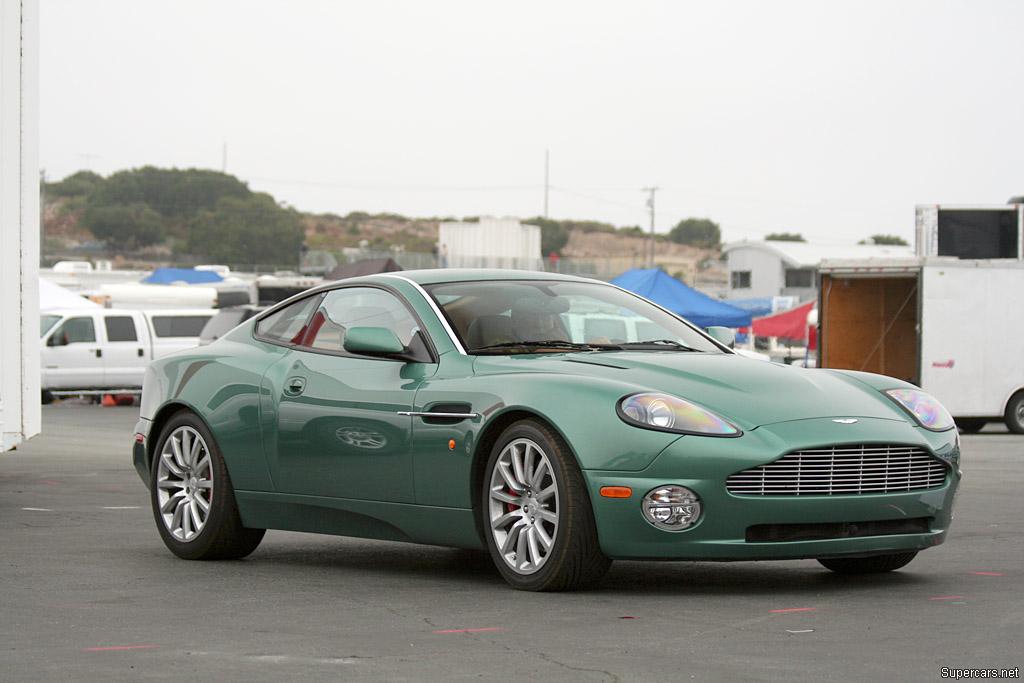 Aston Martin V Vanquish Gallery Gallery SuperCarsnet - 2000 aston martin