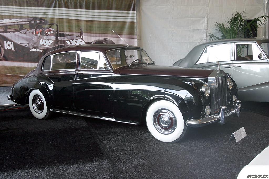 1955→1958 Rolls-Royce Silver Cloud I