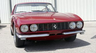 1967 Ferrari 330 GT Michelotti Coupe Gallery