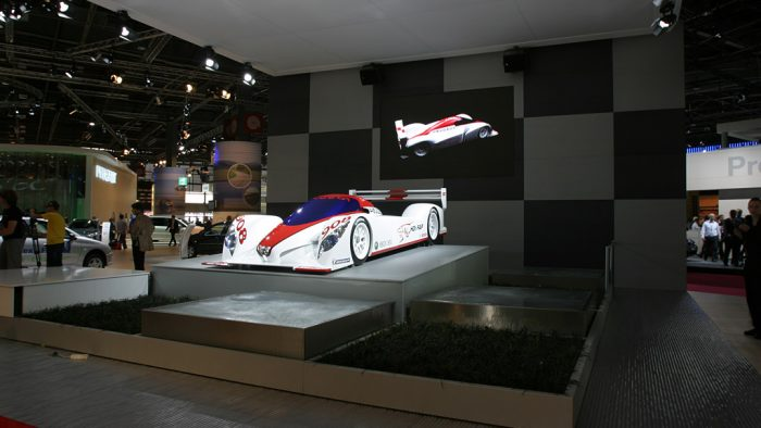 2006 Peugeot 908 Mock-Up Gallery