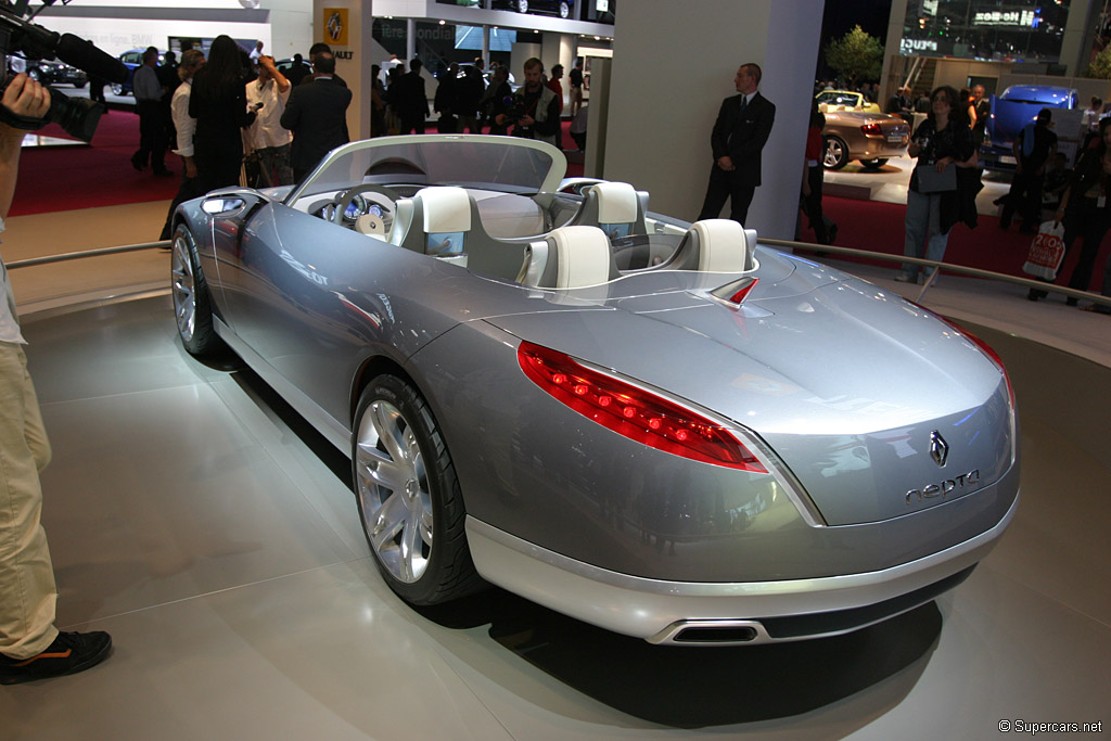2006 Renault Nepta Concept Gallery Gallery Supercars