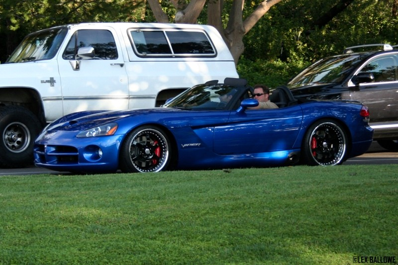Dodge Viper Tires >> 2003 Dodge Viper SRT-10 Convertible Gallery | Dodge ...