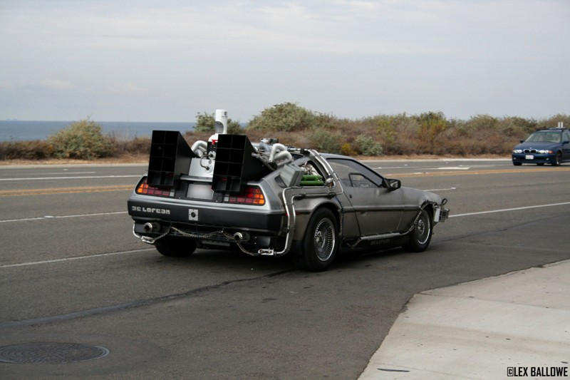 1981 DeLorean DMC-12 Gallery