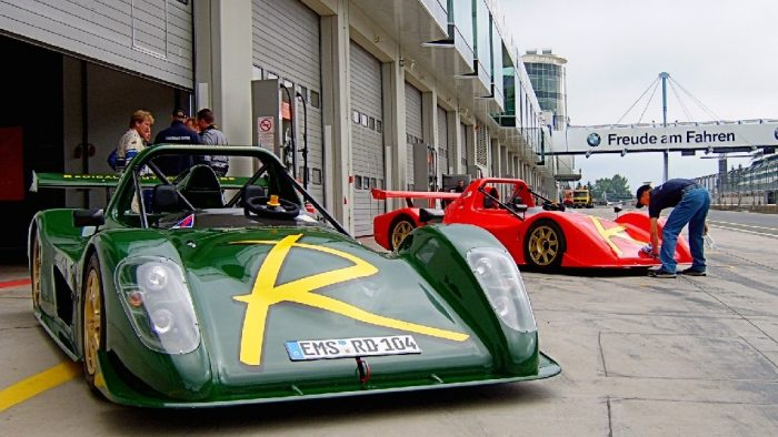 2003 Radical SR3 Turbo Gallery