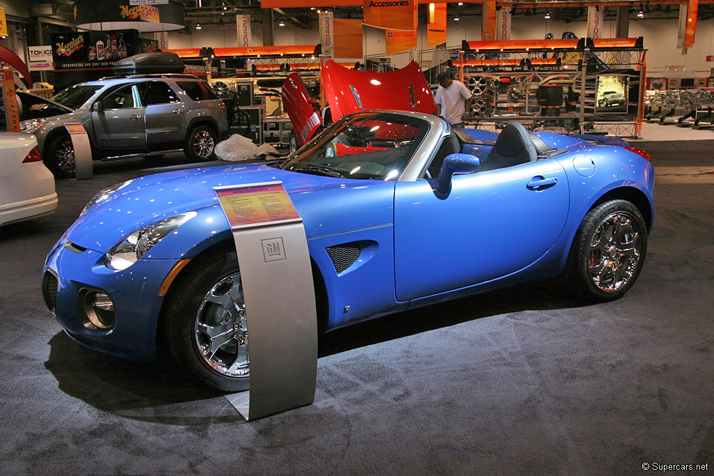 2006 pontiac solstice gxp r concept review. Black Bedroom Furniture Sets. Home Design Ideas