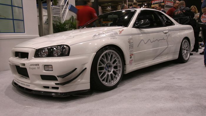 1999 Mine's Skyline GT-R V-Spec N1