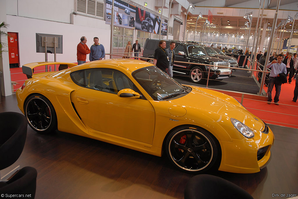 2006 TechArt Cayman Widebody Gallery