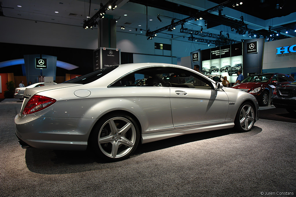2007 Mercedes-Benz CL 63 AMG Gallery