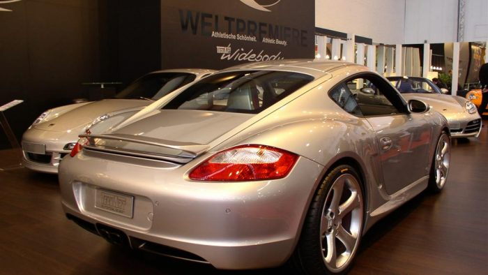 2005 TechArt Cayman S