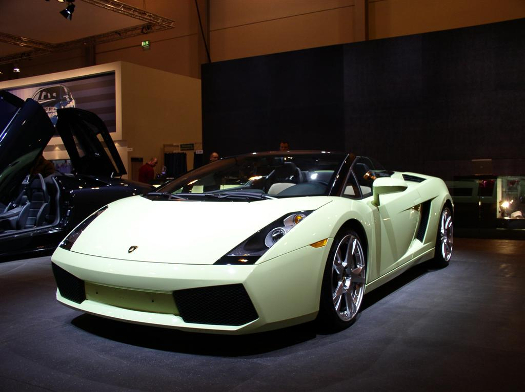 2006 lamborghini gallardo spyder gallery. Black Bedroom Furniture Sets. Home Design Ideas
