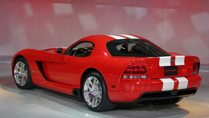 2008 Dodge Viper SRT-10 Gallery