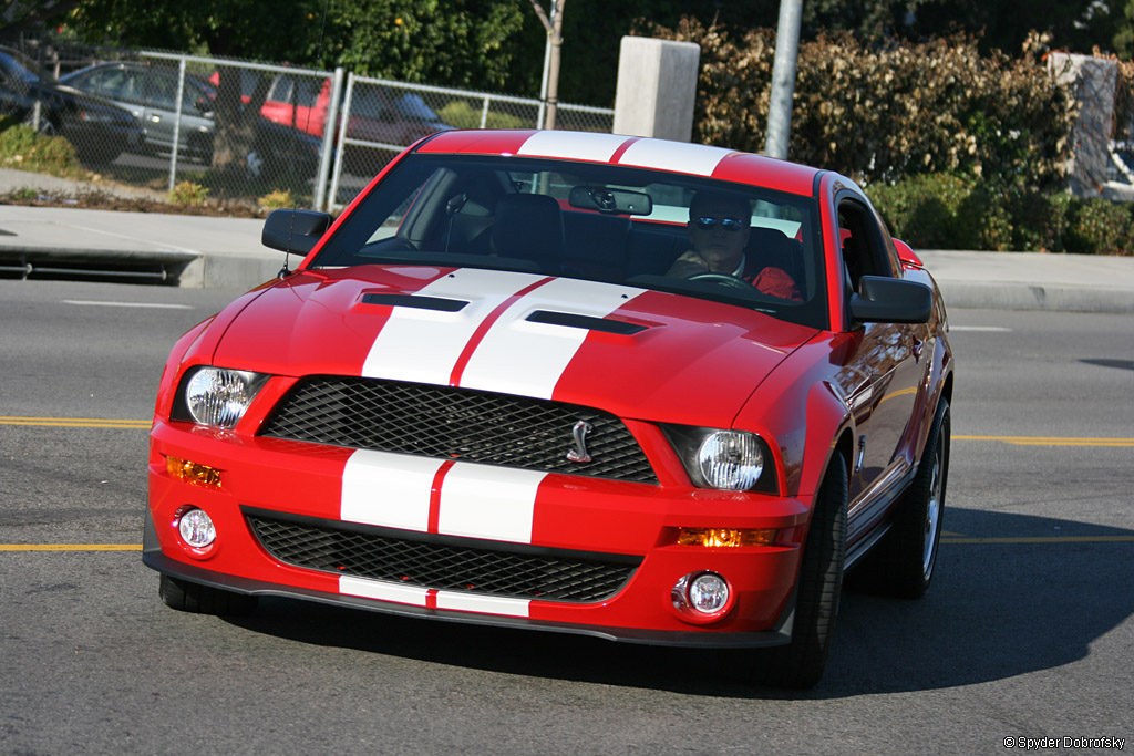 2005 Ford Shelby Cobra GT500 Gallery