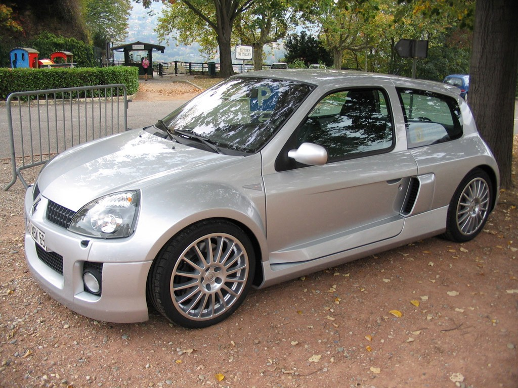 2003 renault clio v6 gallery gallery. Black Bedroom Furniture Sets. Home Design Ideas