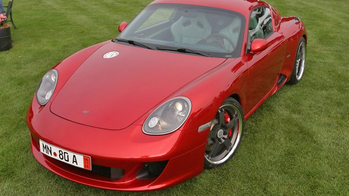 2007 Ruf RK Coupe Gallery