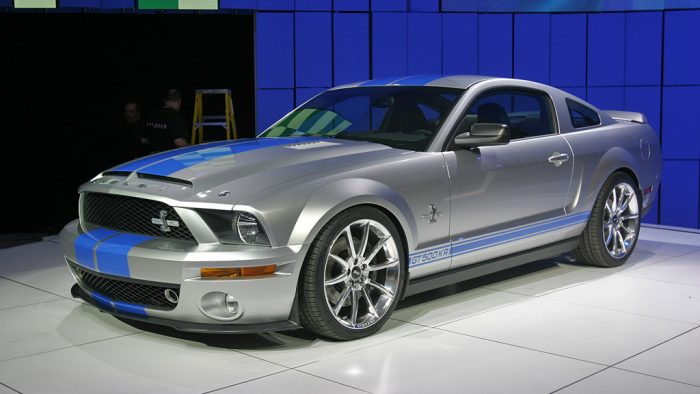 2008 Shelby Cobra GT500KR Gallery