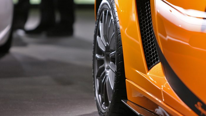 2008 Lamborghini Gallardo Superleggera Gallery