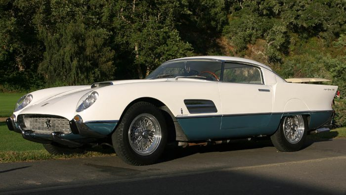 1956 Ferrari 410 Superfast Gallery