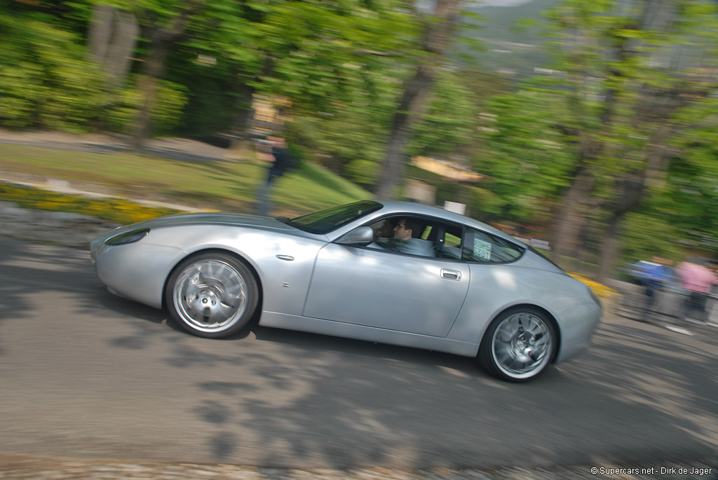 2007 Maserati Gs Zagato Coupe Gallery Supercars