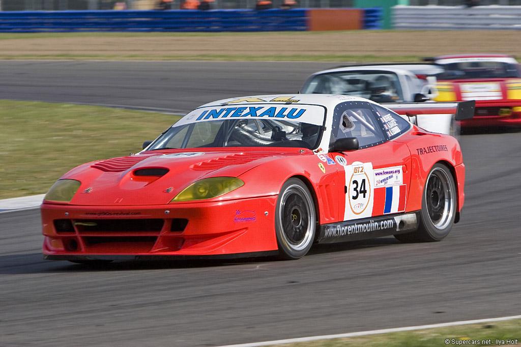 2003 Ferrari 550 GT Italtecnica