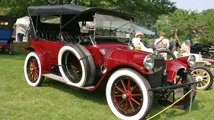 1913 Pierce-Arrow Model 38 Gallery