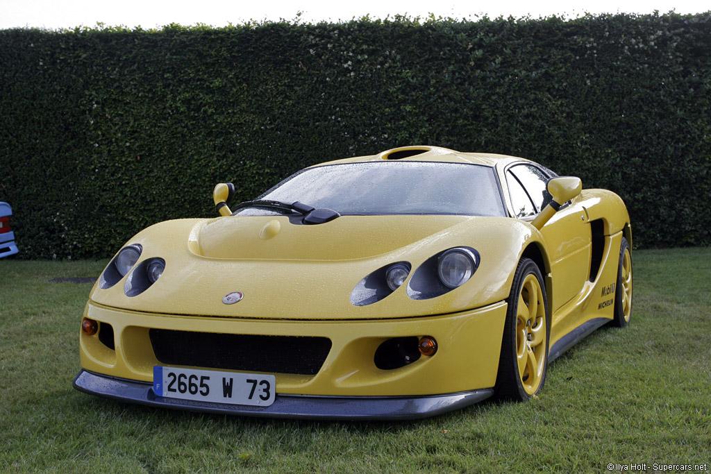 1998 Mega Monte Carlo