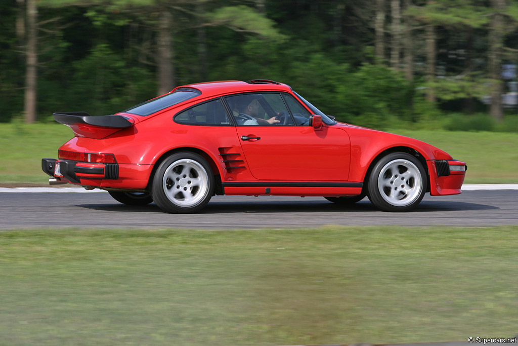1987 Porsche 911 Turbo 'Flachbau' Gallery
