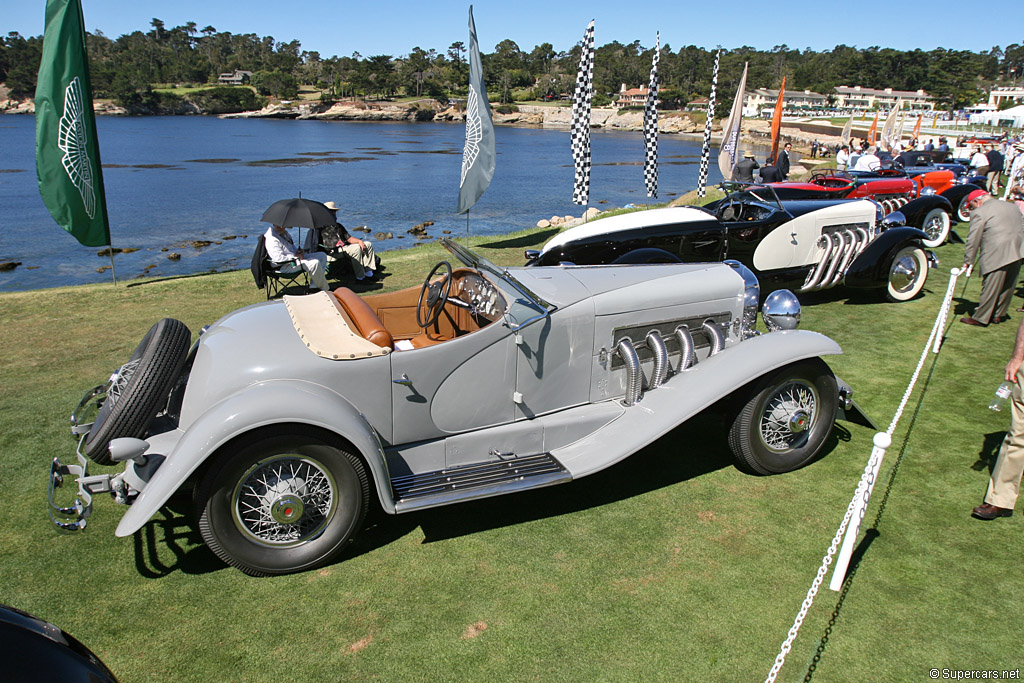 1935 Duesenberg Model SSJ Gallery