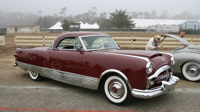 1952 Packard Special Speedster Gallery