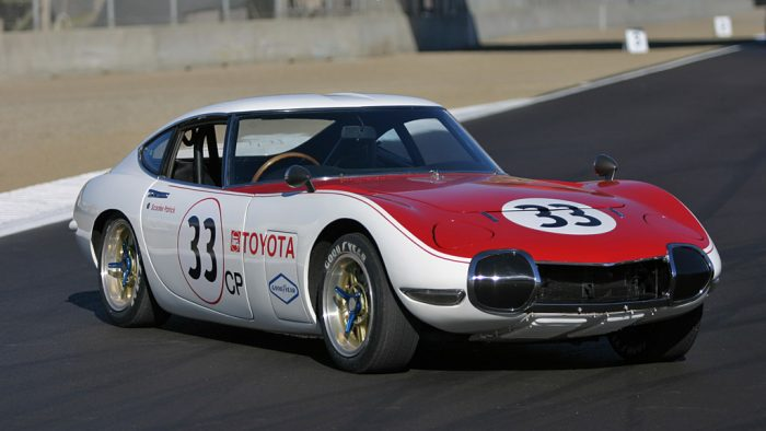 1969 Shelby 2000 GT