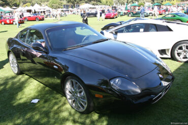 2007 Maserati GS Zagato Coupe Gallery