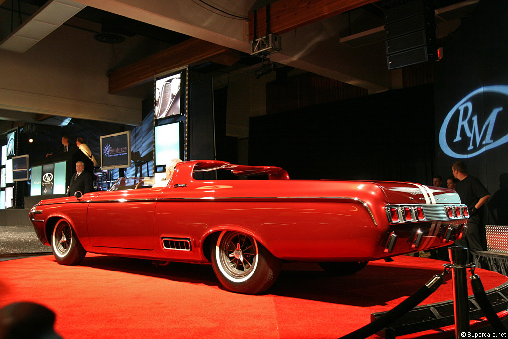1964 Dodge Hemi Charger Concept Car Gallery Dodge