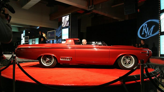 1964 Dodge Hemi Charger Concept Car Gallery