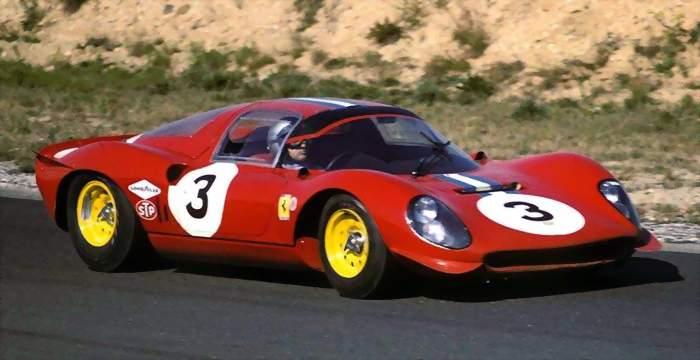 1966 Dino 206 S
