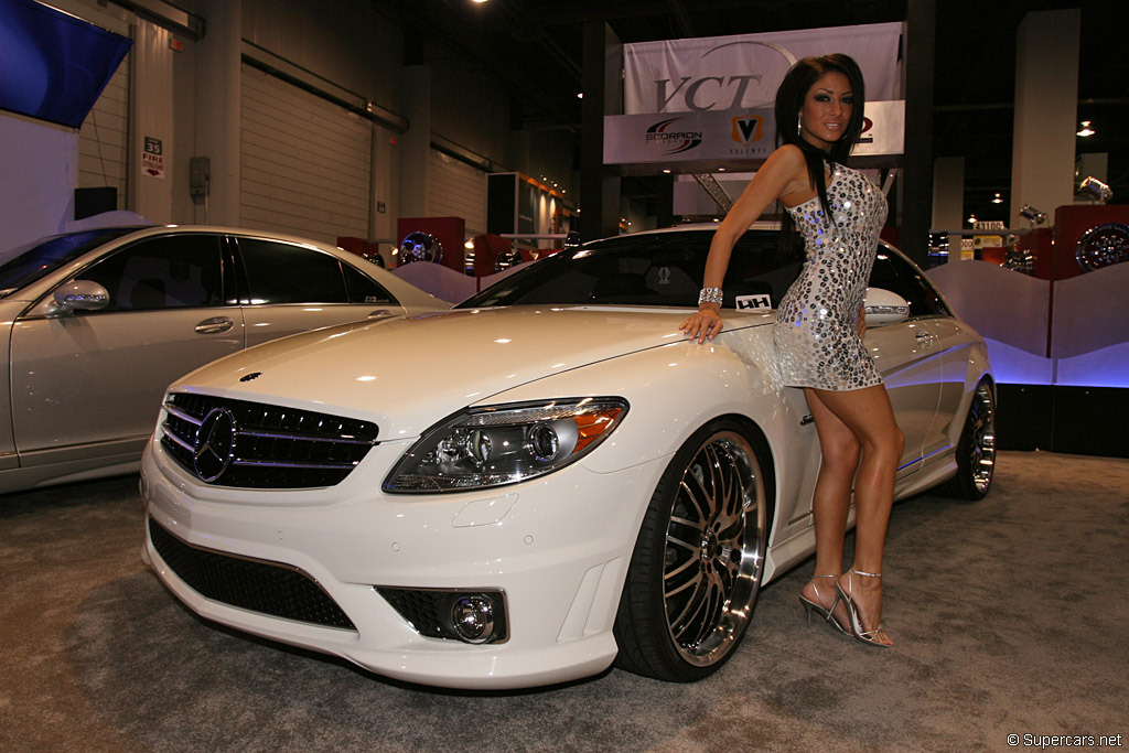 2008 Mercedes-Benz CL 65 AMG Gallery