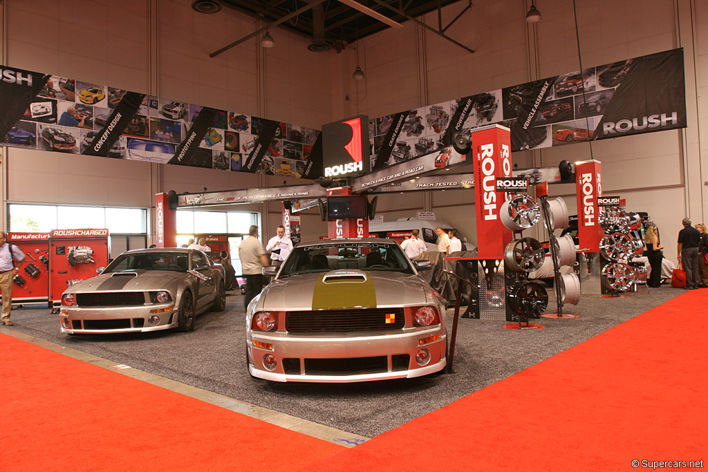 2008 Roush Mustang P-51a Gallery