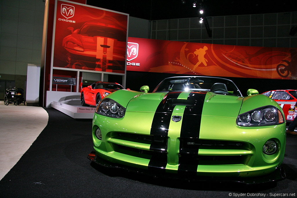 2008 Dodge Viper SRT-10 ACR Gallery